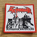 Exhorder - Slaughter In The Vatican ( Patch )