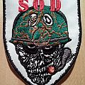 S.O.D. - Shield ( Patch )