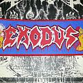 Exodus - Bonded By Blood ( Stripe ) Patch