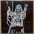 "Graveyard / Ulcer - Of Ancient Metal and Eternal Death ( 7"" Split )"