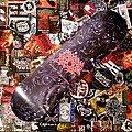 Morbid Angel - Other Collectable - Morbid Angel - Altars Of Madness ( Skate Deck / Skateboard )
