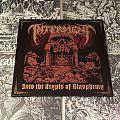 Interment - Tape / Vinyl / CD / Recording etc - Interment - Into the Crypts Of Blasphemy ( Vinyl )