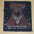 Hawkwind - Choose Your Masques/British Tour 1982 ( Patch )