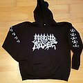 Morbid Angel - Altars Of Madness ( Hooded Top ) Hooded Top