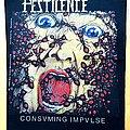 Pestilence - Patch - Pestilence - Consuming Impulse ( Backpatch )