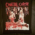 Cannibal Corpse - Patch - Cannibal Corpse - Butchered At Birth ( Backpatch )