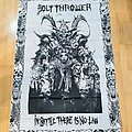 Bolt Thrower - Other Collectable - Bolt Thrower - In battle there is no law ( Flag )