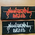 Nocturnal Breed Logo Patch