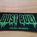 Dust Bolt Thrash Crew Patch