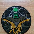 Radioactive Intervention Patch