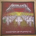 Metallica - Master of Puppets Patch