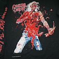 Cannibal Corpse – Eaten Back to Life European Tour 92 (Blue Grape 1992) (Sierra Teez) XL