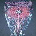T-Shirt:  Mastodon - Soul Window ( Sol's) M