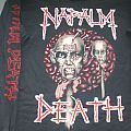 Napalm Death – European Tour 1994 XL