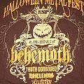 T-Shirt: Behemoth – Halloween Metalfest 2008 Bejing ( bought it at the concert in Beijing) S