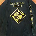 Machine Head Logo Green LS Blue Grape 97