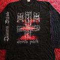 Dimmu Borgir - Devils Path Ls Shirt 1996