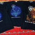 Vital Remains Lot 3 Shirts From 90s Era