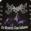 Mayhem ORG Des Mysteriis Dom Sathanas LS Shirt