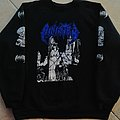 Sinister Perpetual Damnation Demo Sweater 1990