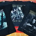 Cradle Of Filth Lot 3 Shirts From 90s Era