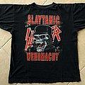 Slayer Slaytanic Wehrmacht 1988 TShirt or Longsleeve