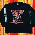 Dying Fetus - TShirt or Longsleeve - Dying Fetus Killing On Adrenaline - Brutal Summer Tour 98