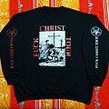Rotting Christ - TShirt or Longsleeve - Fuck Christ Tour 93 Sweater