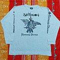 Satyricon - TShirt or Longsleeve - Satyricon Nemesis Divina Grey 96