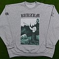 Burzum - TShirt or Longsleeve - Burzum Filosofem Sweater Reprint