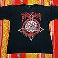 Krisiun - TShirt or Longsleeve - Krisiun Black Force Domain Original