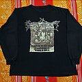 Dying Fetus - TShirt or Longsleeve - Dying Fetus Purification Through Violence Summer Tour 96