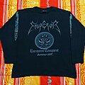 Emperor - TShirt or Longsleeve - Emperor European Qonquest Summer 97