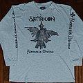 Satyricon - TShirt or Longsleeve - Satyricon Nemesis Divina Grey LS 1996