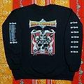 Bolt Thrower - TShirt or Longsleeve - Bolt Thrower Warmaster US Tour 1991 Sweater Reprint