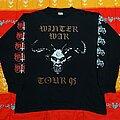 Marduk - TShirt or Longsleeve - Marduk - Enslaved Winter War Tour 95