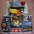 Ode to Omen II Battle Jacket