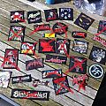 For sale, no crazy prices just ask. Searching for Helstar and Uriah Heep or Epic Metal patches.