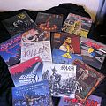 Some NWoBHM favorites atm Tape / Vinyl / CD / Recording etc