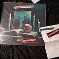 Gravebreaker - Tape / Vinyl / CD / Recording etc - Gravebreaker - Sacrifice vinyl and patch