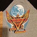Triumph Never Surrender tour shirt