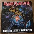 Iron Maiden World Piece Tour book Other Collectable