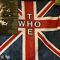 Judas Priest - Other Collectable - Album inserts/ The Who bandanna