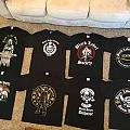 Black Label Society - TShirt or Longsleeve - 8 Black Label Society Tour Concert Shirts Lot #1