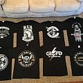 Black Label Society - TShirt or Longsleeve - 8 Black Label Society Tour Concert Shirts Lot #2