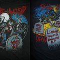 1985 Slayer Live Undead Nov. 15-16 L'Amours Tour Shirt