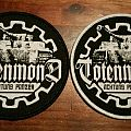 Achtung Panzer.....Totenmond Patches