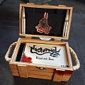 Blood + Iron, limited Nocturnal Pin/Tape Box
