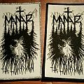 Mantar Patch....ready for shipping!