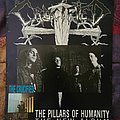 """The Crucified - Other Collectable - The Crucified """"The Pillars of Humanity"""" poster"""